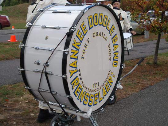 Yankee Doodle Band - National Anthem.JPG