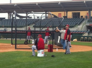Chris Johnson HR BP