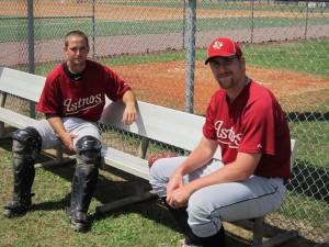 Ryan McCurdy & Adam Champion