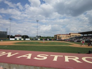 Astros host the Nationals at Osceola County Stadium