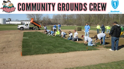 Community Grounds Crew Wall