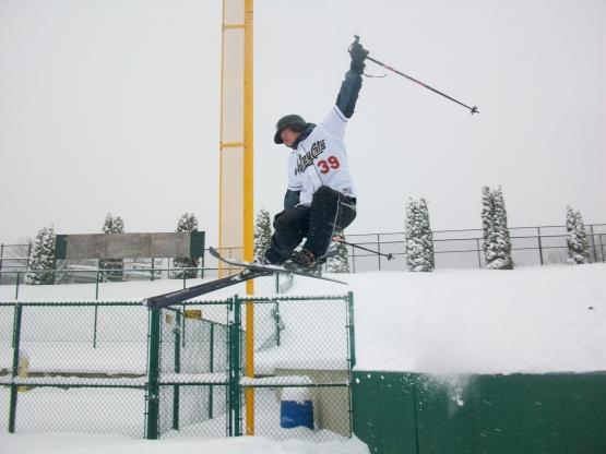Callahan Ski Jump