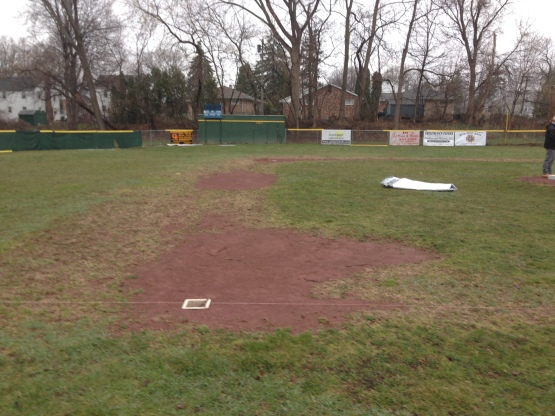 Basepaths before
