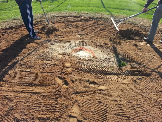 Homeplate During