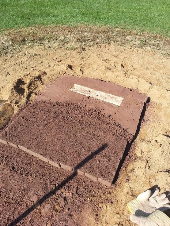 Mound During