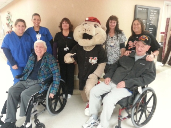 VA Appearance Staff Patients SouthPaw
