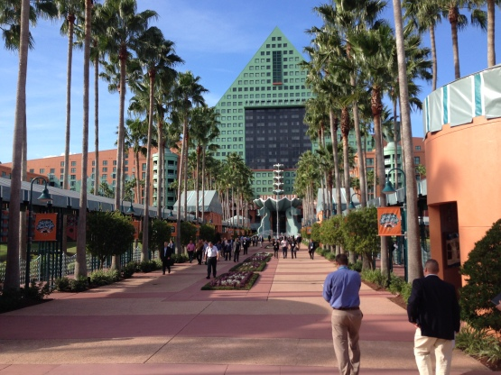Winter Meetings Exterior
