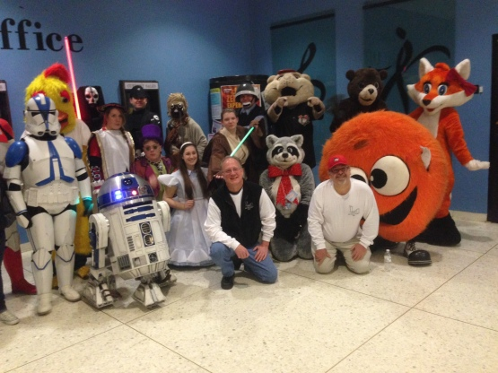 Mascots_Kids Expo