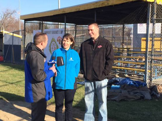 News10 interviews representatives from the 'Cats '4 in 24' partners, BlueShield of Northeastern New York & Hannaford Supermarkets.