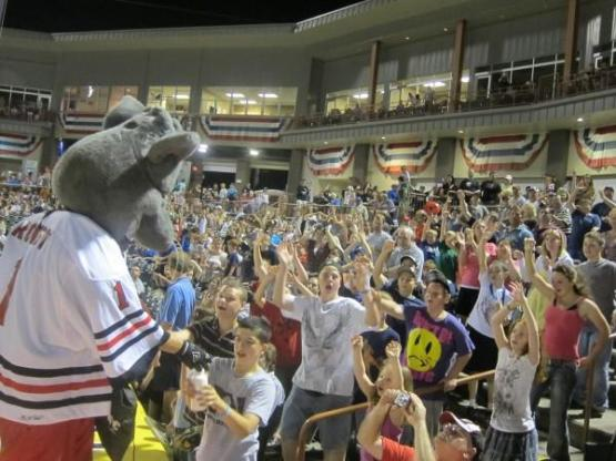 The ValleyCats will surpass two million fans this season. On June 19, 2010, the 'Cats welcomed their one millionth fan.